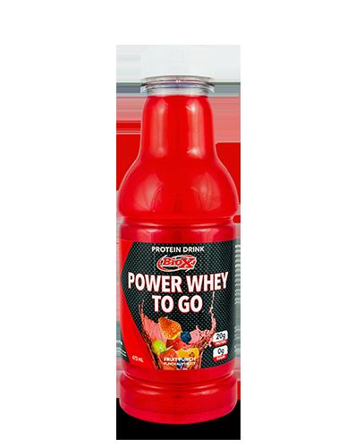 Power Whey To Go