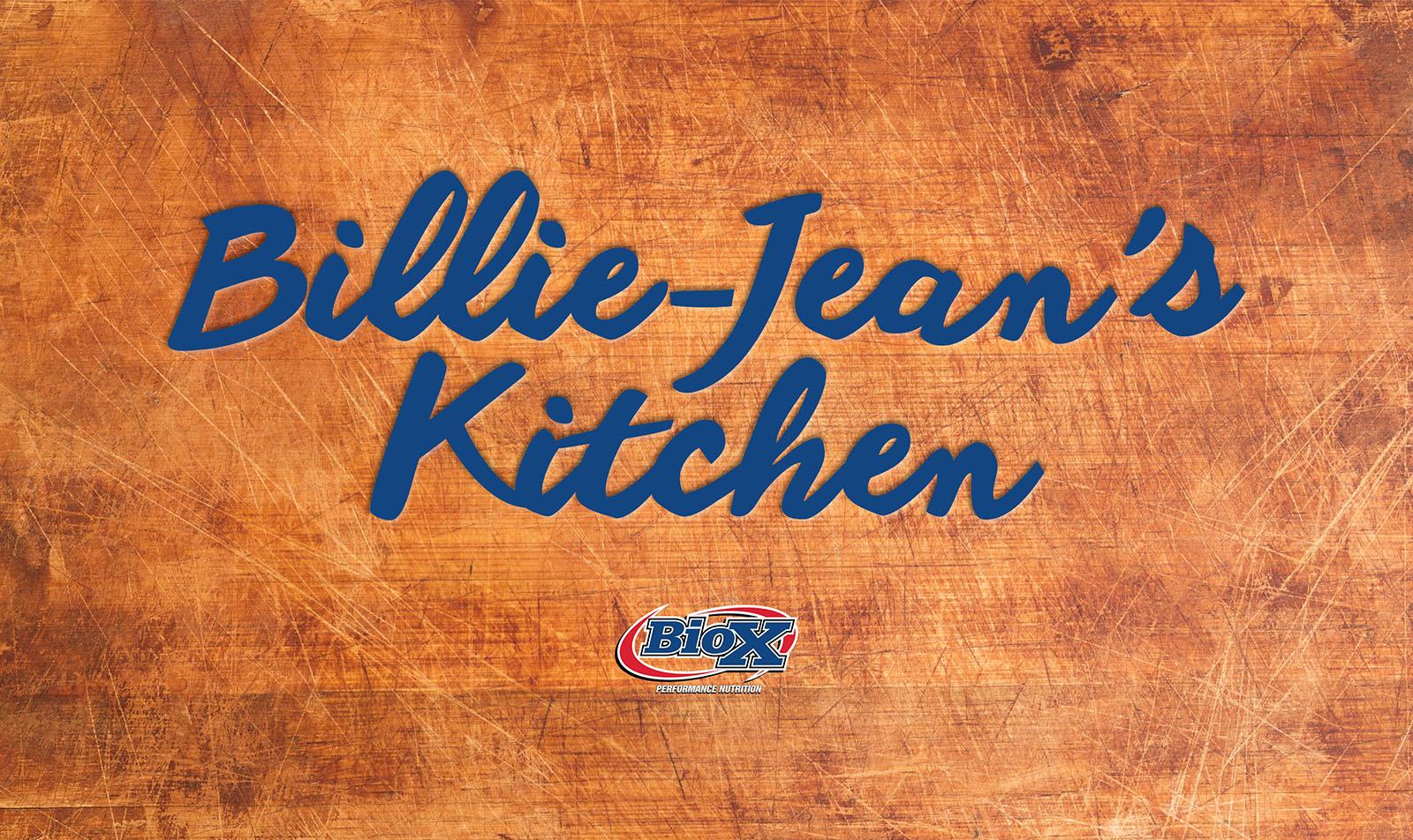 New Athlete Feature: Billie Jean's Kitchen
