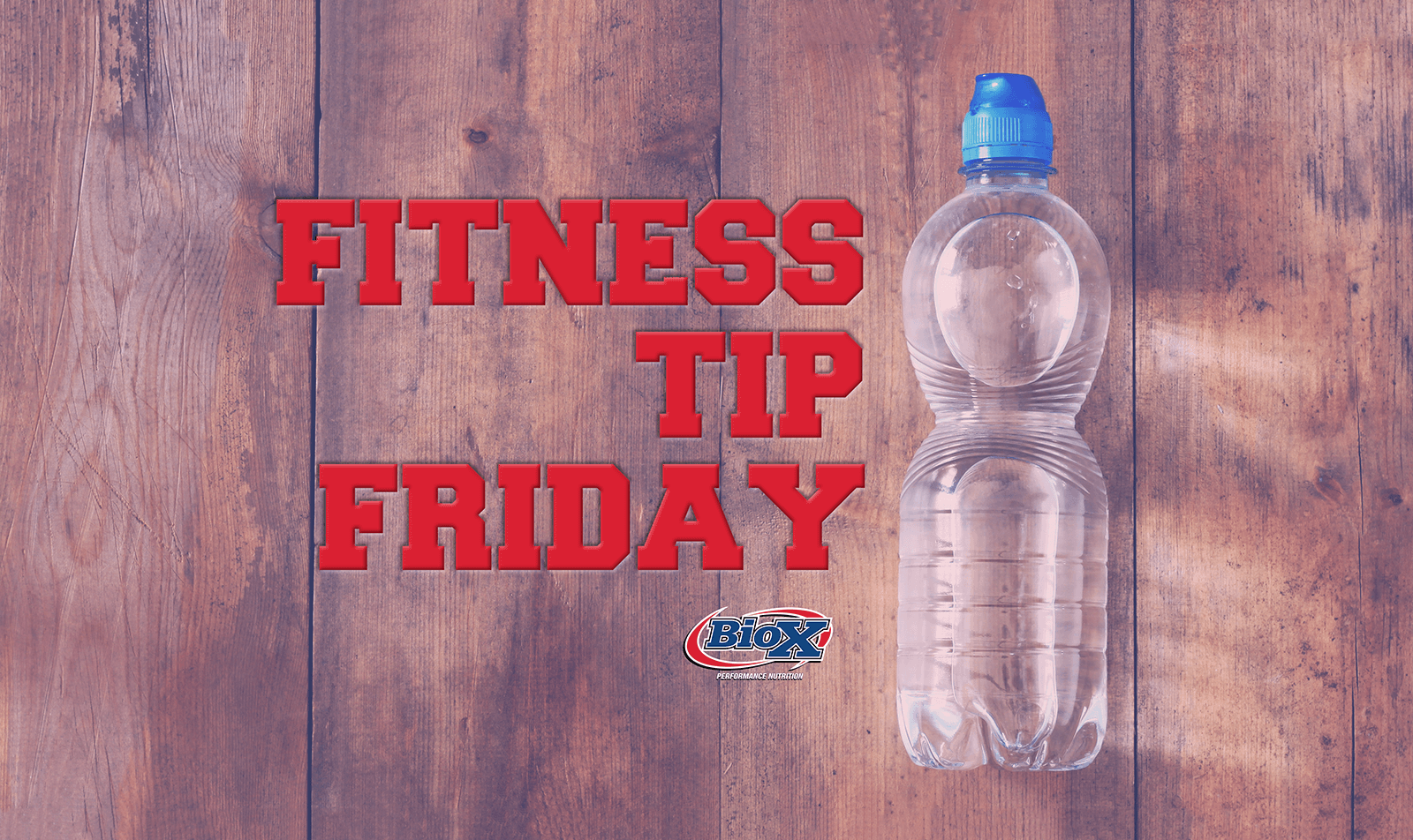 NEW ATHLETE FEATURE: Fitness Tip Friday