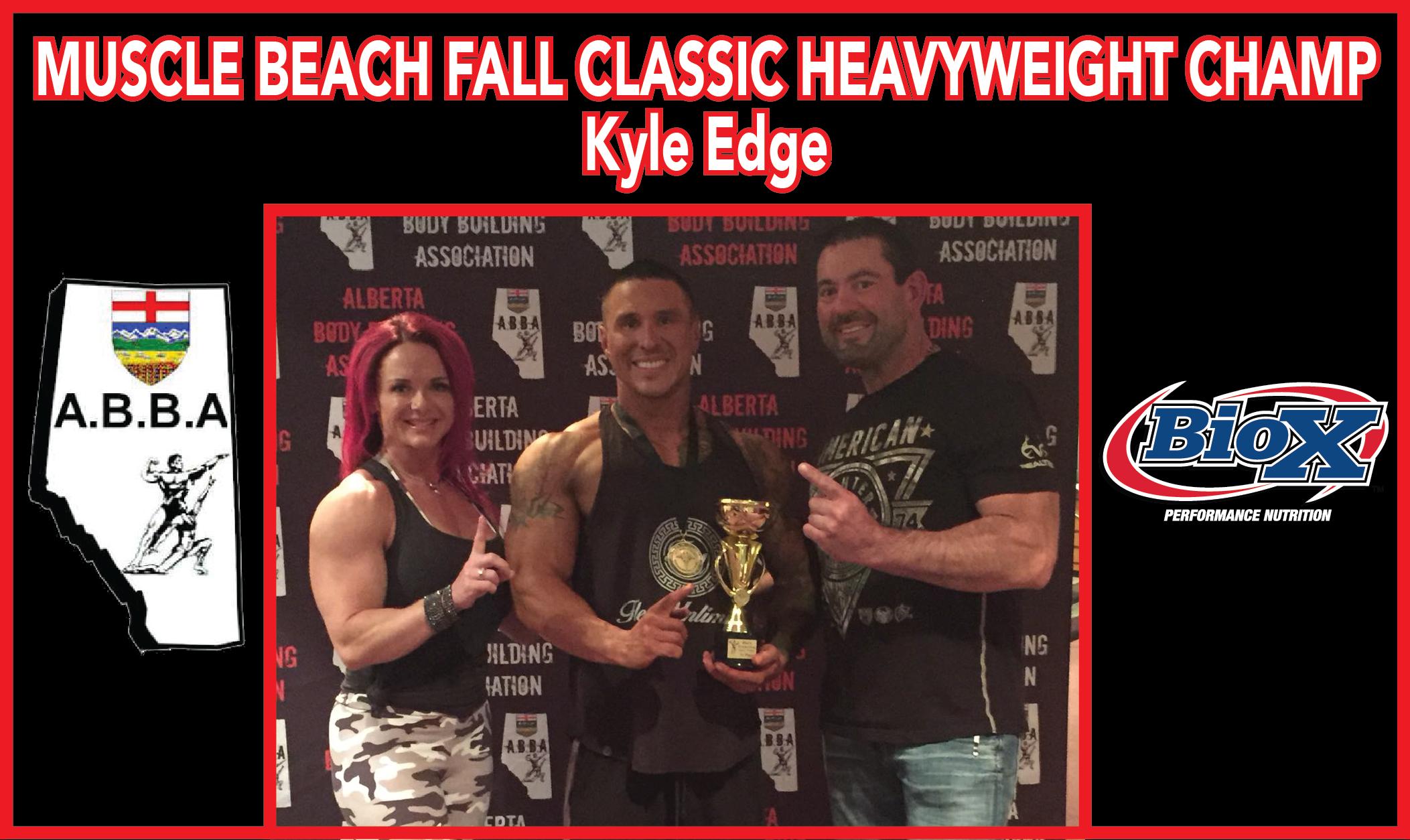Muscle Beach Heavyweight Champ