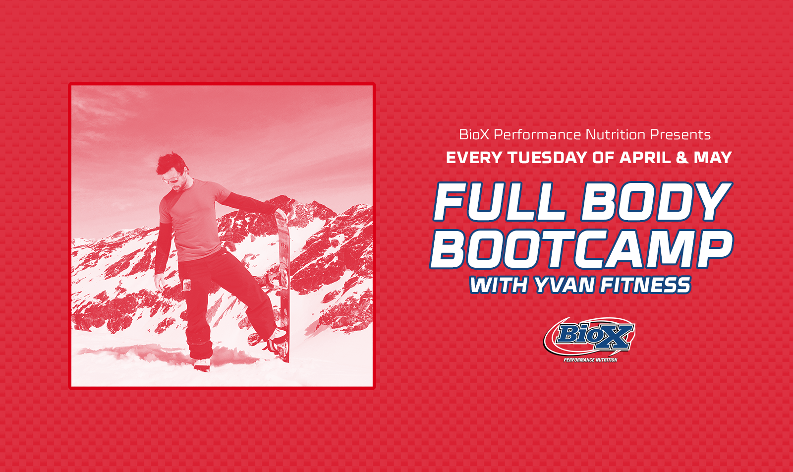 Full Body Bootcamp with Yvan Fitness