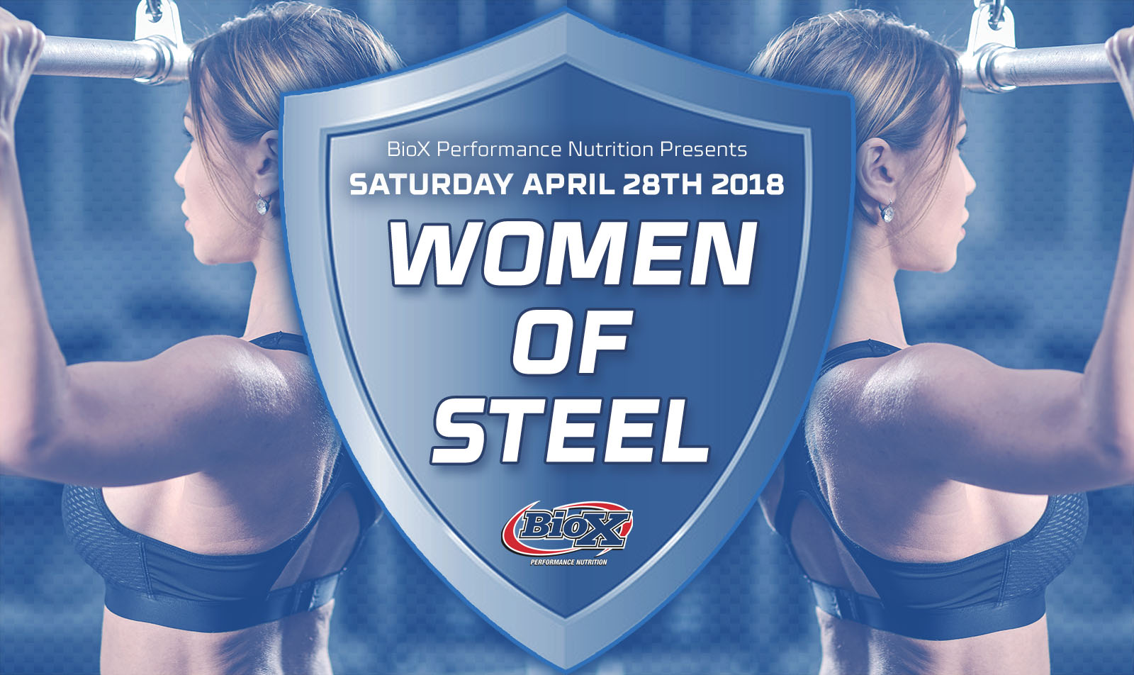 Just Announced! #WomenOfSteel Get A Grip Edition