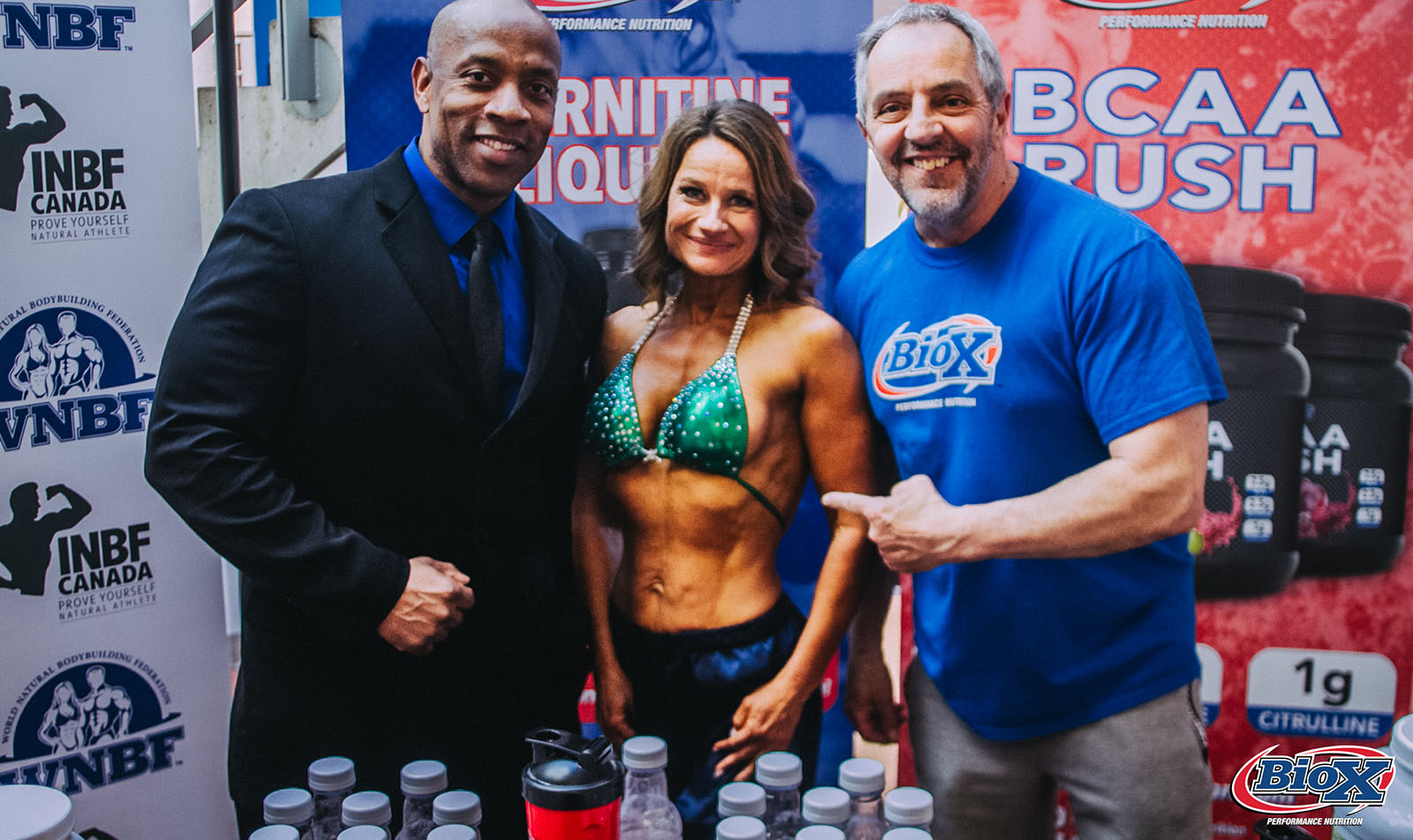 Highlights from the INBF Vancouver Naturals