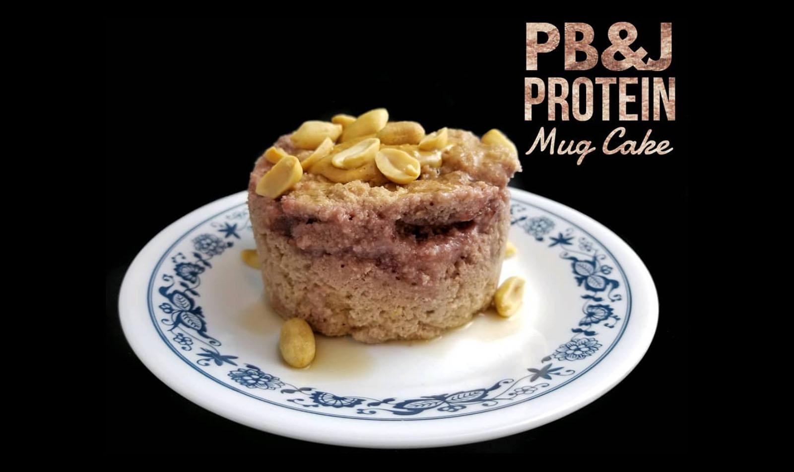 Protein mug cake