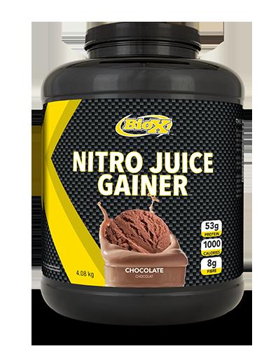 Nitro Juice Gainer
