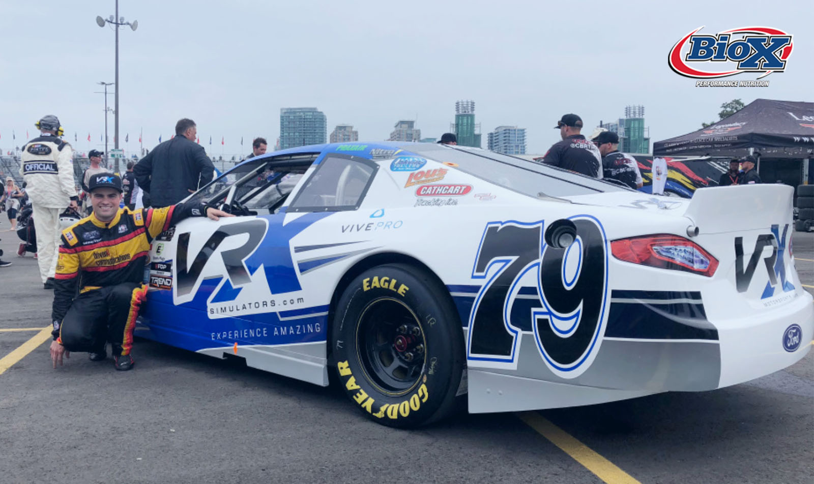 Shepherd Grabs with VRX at Pinty's Grand Prix in Toronto