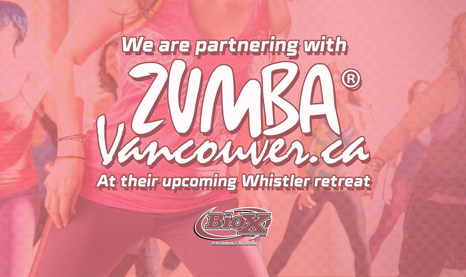 BioX is Partnering with Zumba Vancouver