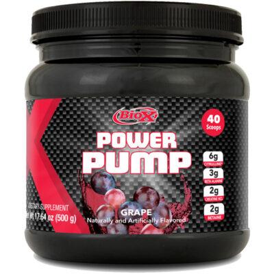 Power Pump Powder