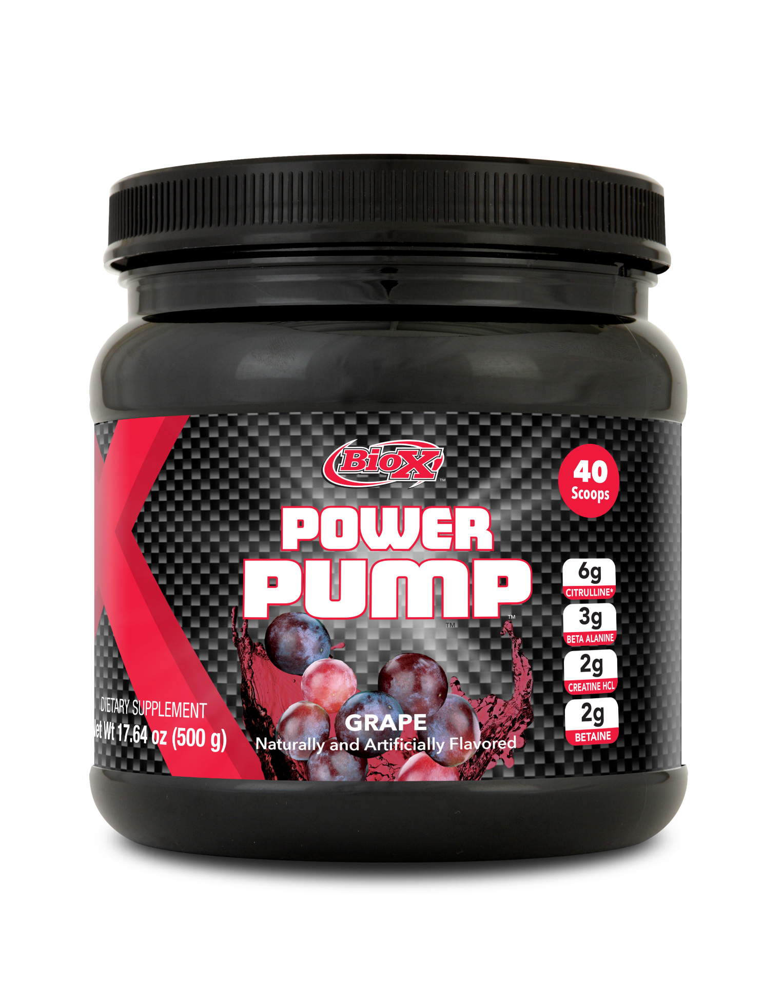 Power Pump Powder