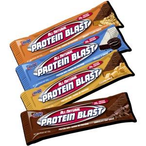 Protein Blast Bars