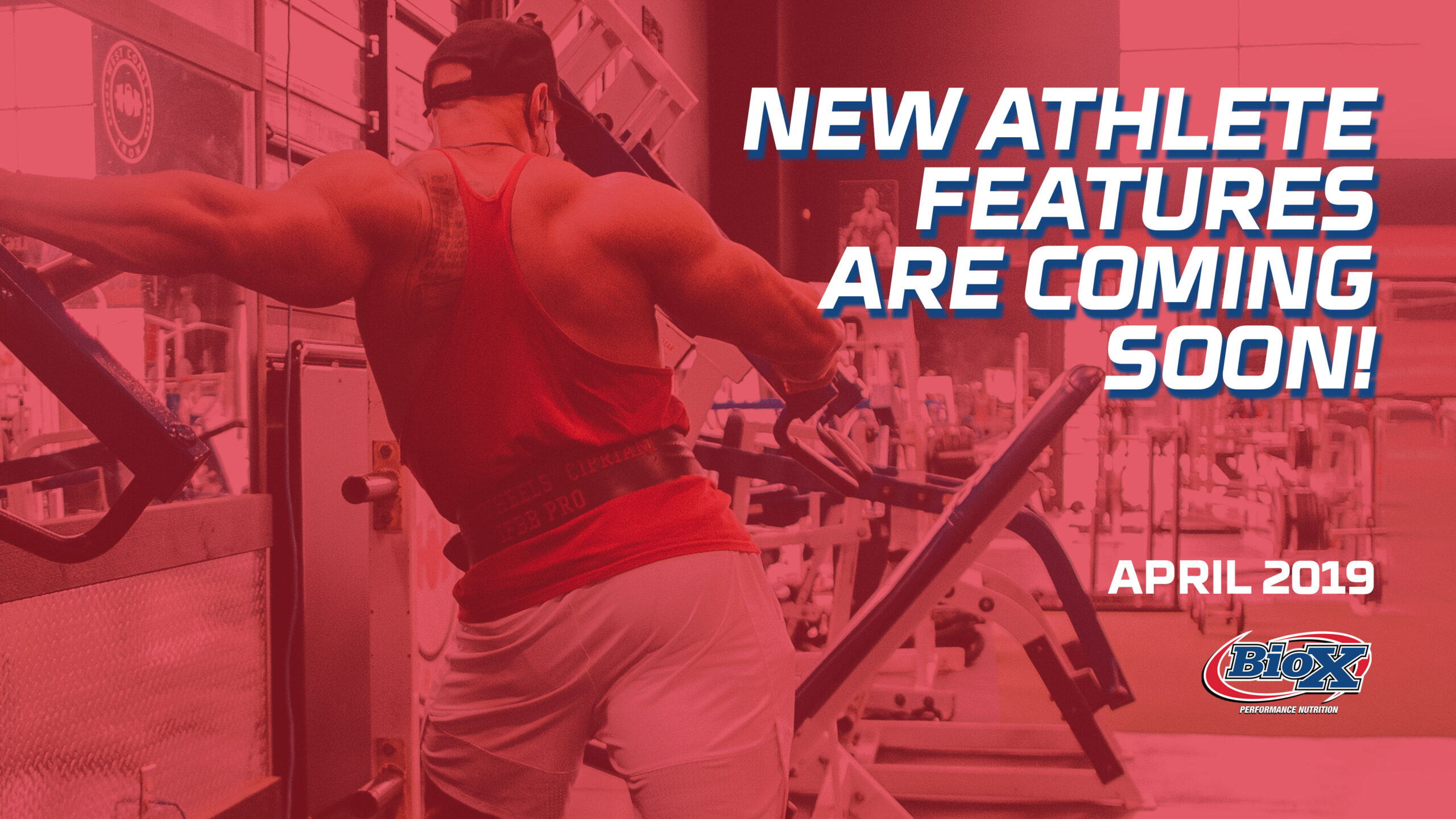 New Athlete Features Coming Soon