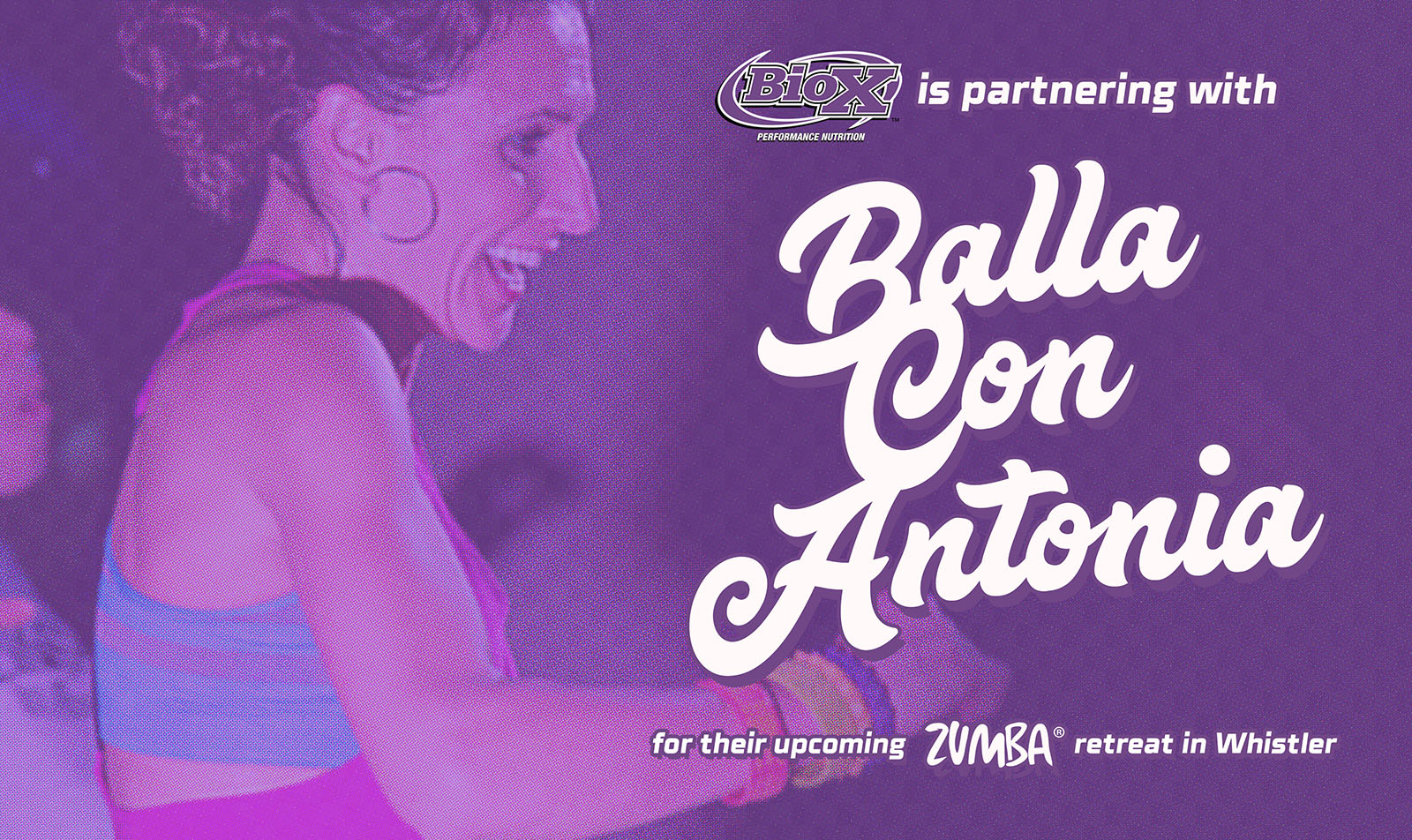 BioX Teams Up With Zumba Vancouver Once Again