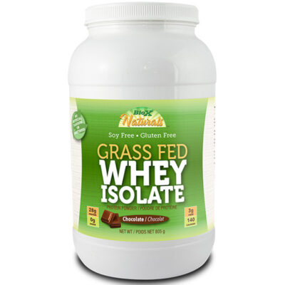 Grass Fed Whey