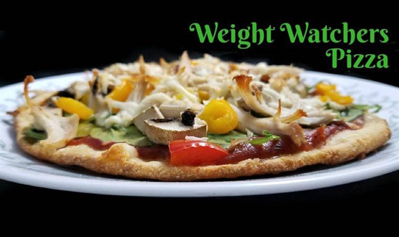 Weight Watchers Pizza