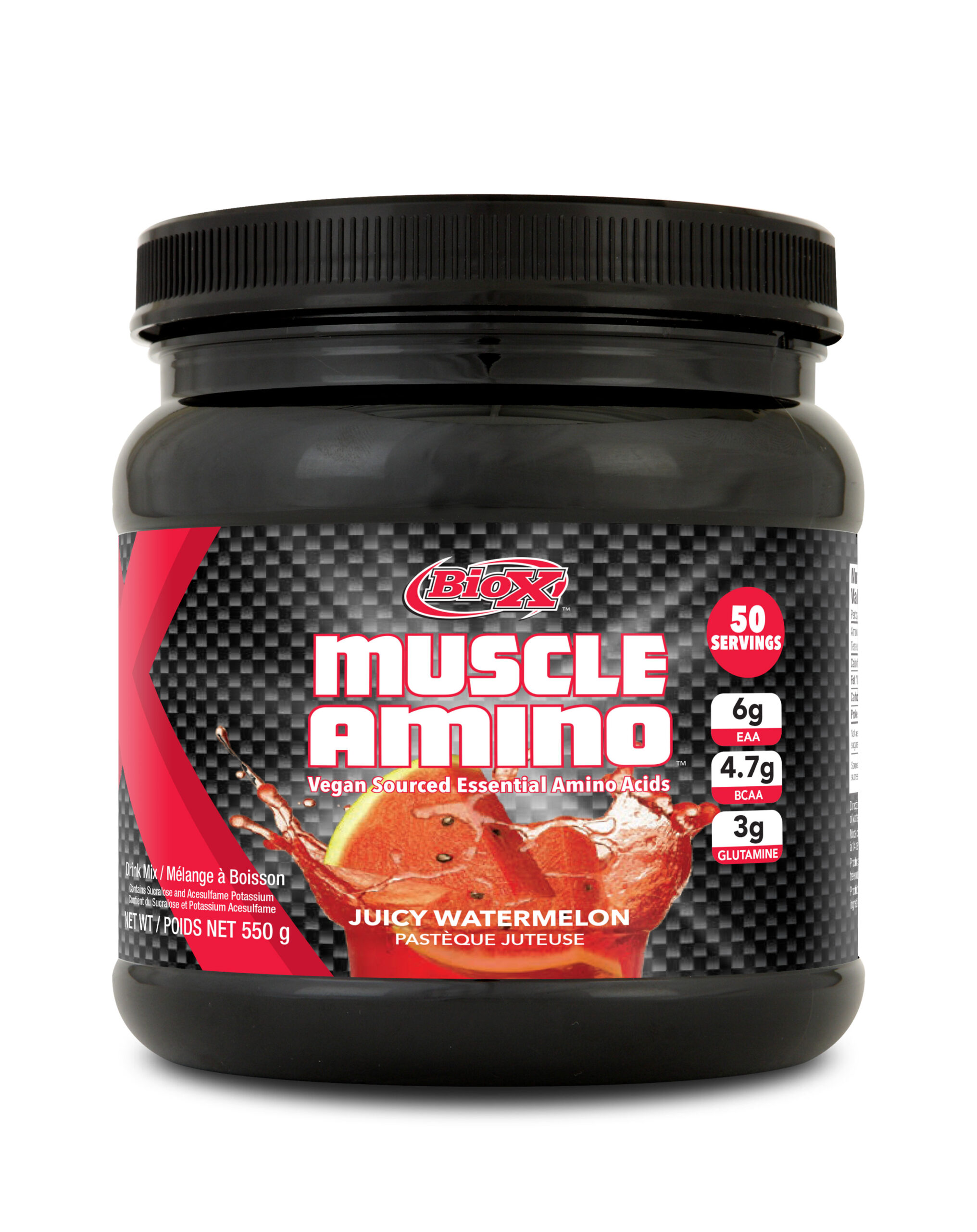 Muscle Aminos RTD