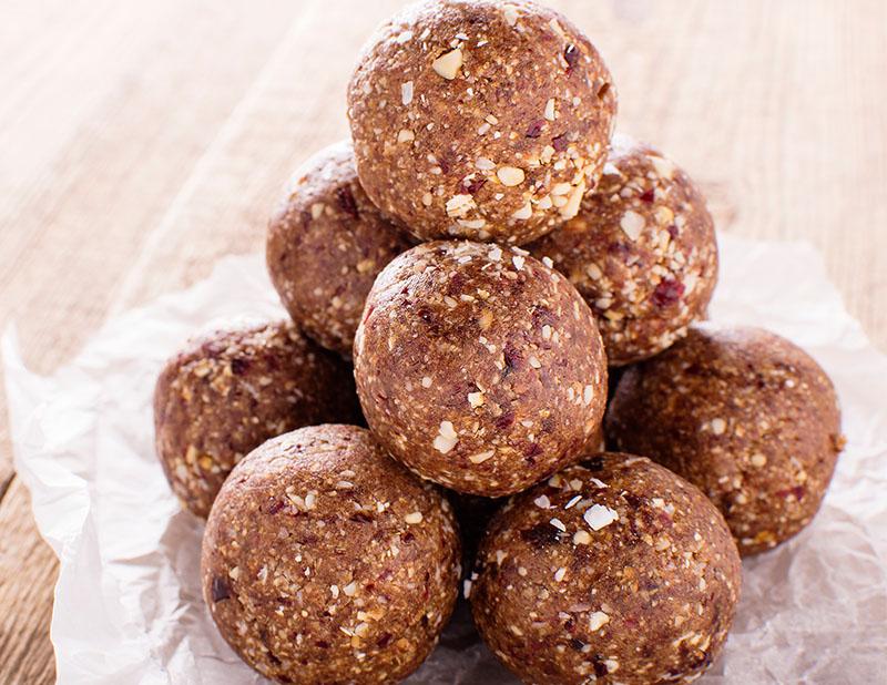 Protein Energy Balls - BIOX