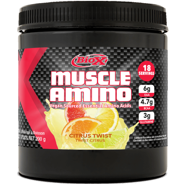 Muscle Amino 18 Servings